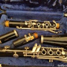 Instrumentos musicales: CLARINETE BUNDY AMERICANO. Lote 90635939