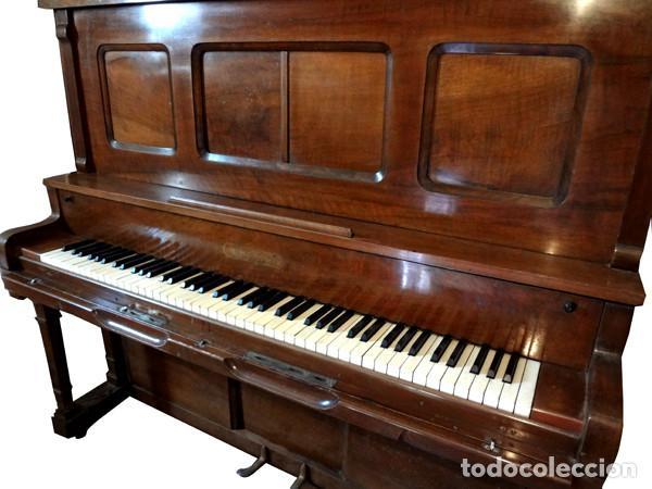 PIANO KREUTZER (Música - Instrumentos Musicales - Pianos Antiguos)