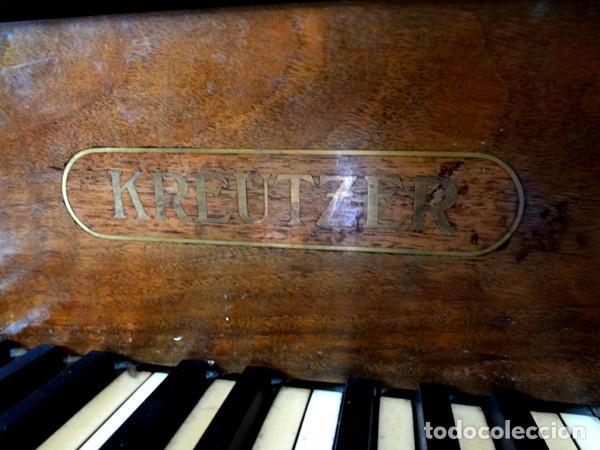 Instrumentos musicales: Piano Kreutzer - Foto 2 - 90744345