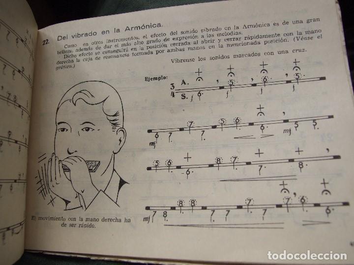 Instrumentos musicales: ARMONICA BUTTERFLY Y LIBRO - NIPPON GAKKI SEIZO KABUSHKI KAISHA - MADE IN JAPAN - BUEN ESTADO - Foto 6 - 90804160