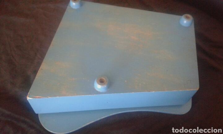 Instrumentos musicales: Antiguo piano cola juguete madera - Foto 9 - 90895982