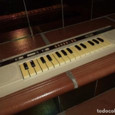 Instrumentos musicales: TECLADO STEREO CASIO CK 10 .MADE IN JAPAN 1980,CON RADIO AM / FM.KEYBOARD VINTAGE.. Lote 90910685