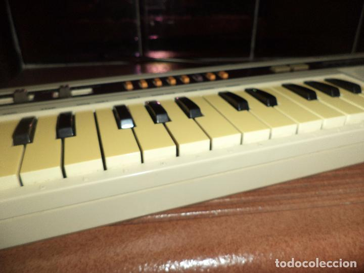Instrumentos musicales: Teclado Stereo Casio CK 10 .Made in Japan 1980,con radio AM / FM.Keyboard vintage. - Foto 11 - 90910685