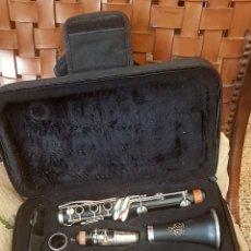 Instrumentos musicales: CLARINETE BUEN ESTADO. Lote 91483733