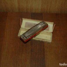 Instrumentos musicales: ARMONICA YAMAHA-SOLOIST CON CAJA ...VER FOTOS . Lote 91633750