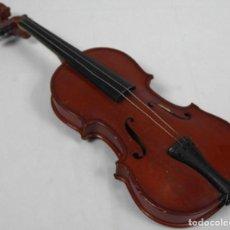 Instrumentos musicales: VIOLÍN. Lote 92838585
