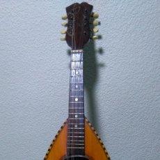 Instrumentos musicales: MANDOLINA. Lote 93614730