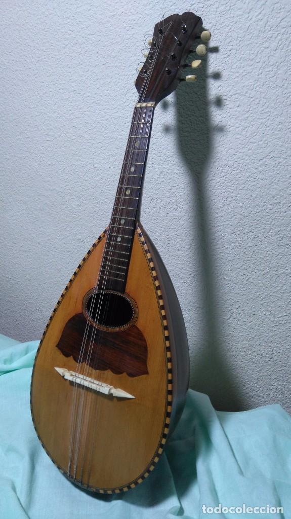 Instrumentos musicales: Mandolina - Foto 2 - 93614730