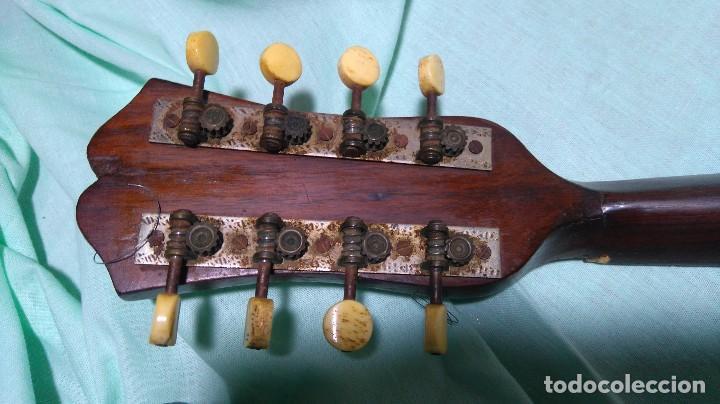 Instrumentos musicales: Mandolina - Foto 3 - 93614730