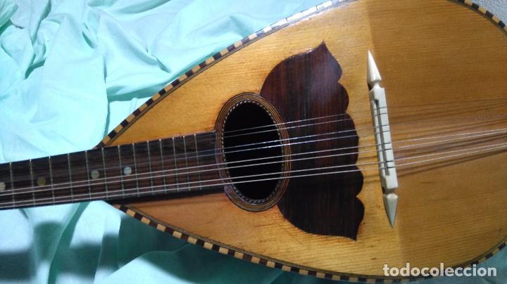 Instrumentos musicales: Mandolina - Foto 5 - 93614730