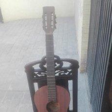 Instrumentos musicales: GUITARRA TELESFORO JULVE.VALENCIA.1922.. Lote 94107190