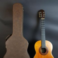 Instrumentos musicales: GUITARRA DE CONCIERTO. FRANCISCO MANUEL FLETA. BARCELONA. FABRICADA EN 1968. . Lote 94120540