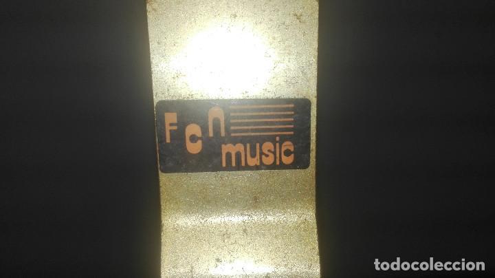 Instrumentos musicales: soporte partitura fcn music - Foto 2 - 94334322