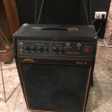 Instrumentos musicales: AMPLIFICADOR SUNRISE VINTAGE MODELO GUITAR 25. Lote 94451767