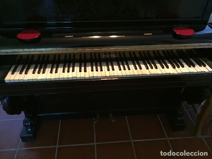 PIANO PLEYEL RESTAURADO (Música - Instrumentos Musicales - Pianos Antiguos)