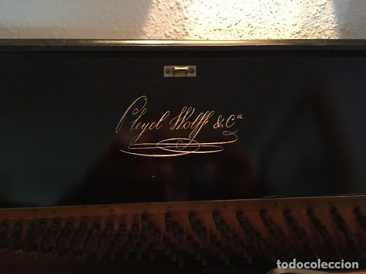 Instrumentos musicales: PIANO PLEYEL RESTAURADO - Foto 3 - 94856983