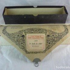 Instrumentos musicales: ROLLO PIANOLA VICTORIA 2541 - LA GRUTA DE FINGAL - HEBRIDEN - MENDELSSOHN. Lote 95163951