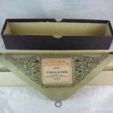 Instrumentos musicales: ROLLO PIANOLA VICTORIA 5719 - EL BARBERO DE SEVILLA - ACTO I - ROSSINI. Lote 95164131