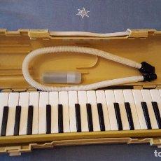 Instrumentos musicales: ORGANO A VIENTO MELODION A-32 SUZUKI JAPON EN MUY BUEN ESTADO,FUNCIONA,VER DETALLES.. Lote 95432399