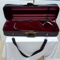 Instrumentos musicales: FUNDA DE VIOLÍN . Lote 95604147