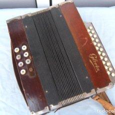 Instrumentos musicales: BANDONEÓN ACORDEÓN MARCA GLORIA. Lote 95707115