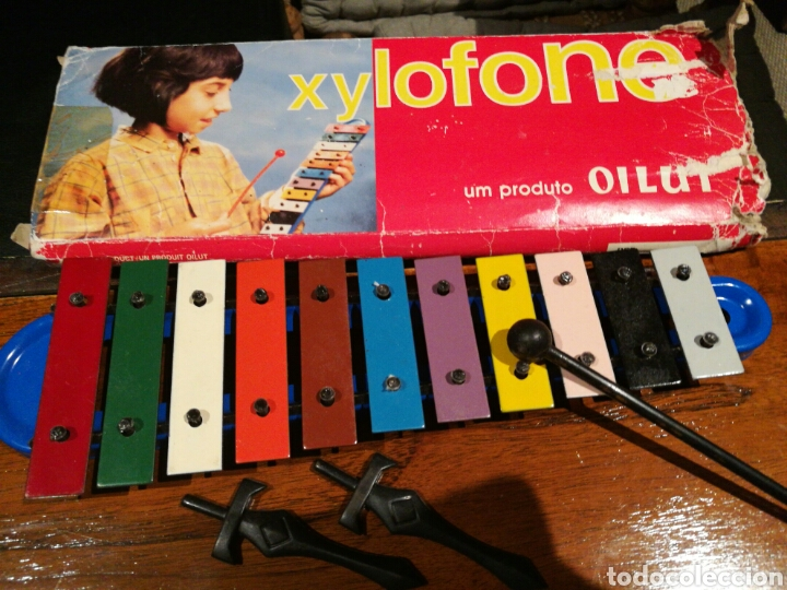 XILOFONO VINTAGE (Música - Instrumentos Musicales - Percusión)