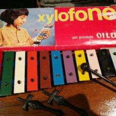 Instrumentos musicales: XILOFONO VINTAGE. Lote 96936746