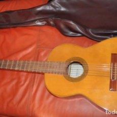 Instrumentos musicales: GUITARRA EN EXCELENTE ESTADO DE M. G. CONTRERAS , MADRID , CON FUNDA . Lote 97284835