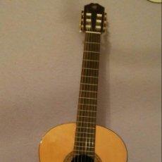 Instrumentos musicales: GUITARRA ESPAÑOLA - FABRICANTE : PRUDENCIO SAEZ - TORRENT ( VALENCIA ). FUNDA TELA.. Lote 97329827