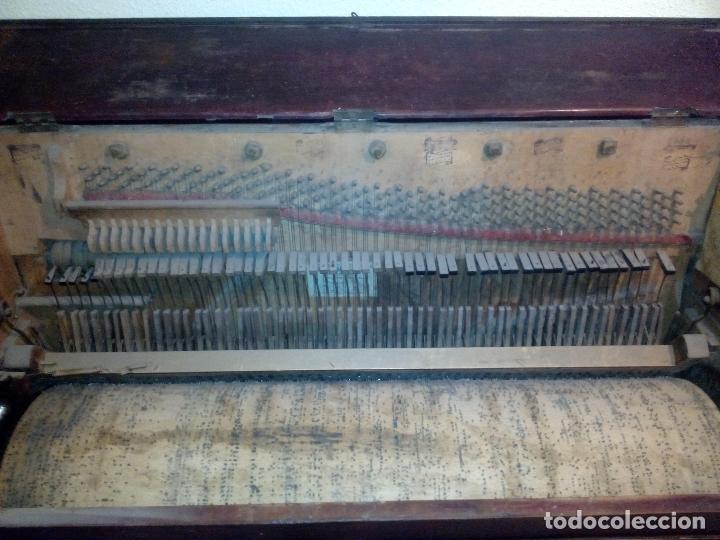 Instrumentos musicales: ORGANILLO MANIVELA PERFECTO ESTADO FUNCIONAMIENTO Y CONSERVACIÓN - Foto 7 - 95375763
