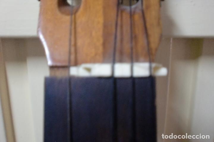 Instrumentos musicales: ALMERIA GUITARRA CASA GONZALEZ AÑOS 70- JUAN MIGUEL GONZALEZ.FOTOS ADIC - Foto 5 - 209131682