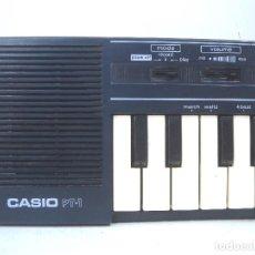 Instrumentos musicales: ORGANO TECLADO -CASIO PT-1 -PIANO ELECTRONICO - JAPAN 80S - PT1 -. Lote 97728643