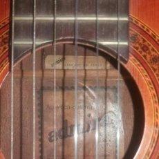 Instrumentos musicales: GUITARRA ADMIRA MODELO BELINDA. Lote 98172963