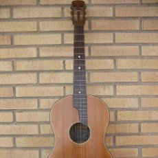 Instrumentos musicales: GUITARRA ANTIGUA ALEMANA HEINRICH REINHOLD 1920´S. Lote 98433971
