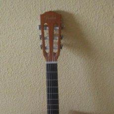 Instrumentos musicales: GUITARRA ESPAÑOLA FENDER NUEVA. Lote 98512851