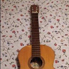 Instrumentos musicales: GUITARRA ANTIGUA GARRIDO, MADRID. Lote 98522999