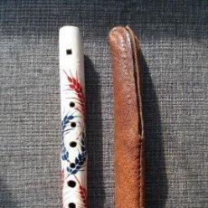Instrumentos musicales: FLAUTA DE CAÑA. Lote 98566275
