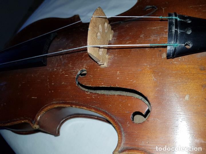 Instrumentos musicales: Violín Stradivarius (copia de 1900) con maletín incluido - Foto 7 - 99839463