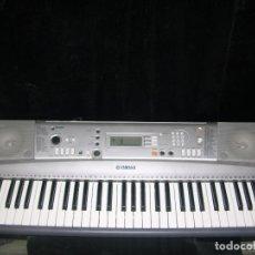 Instrumentos musicales: TECLADO MARCA YAMAHA PSR E 313 FUNCIONANDO. Lote 99995359