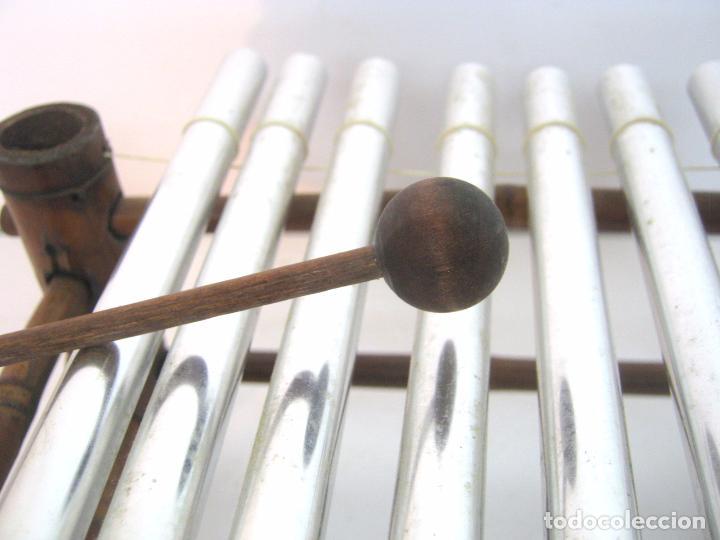 Instrumentos musicales: Bello Xilofon en Bambu - Foto 2 - 100313071
