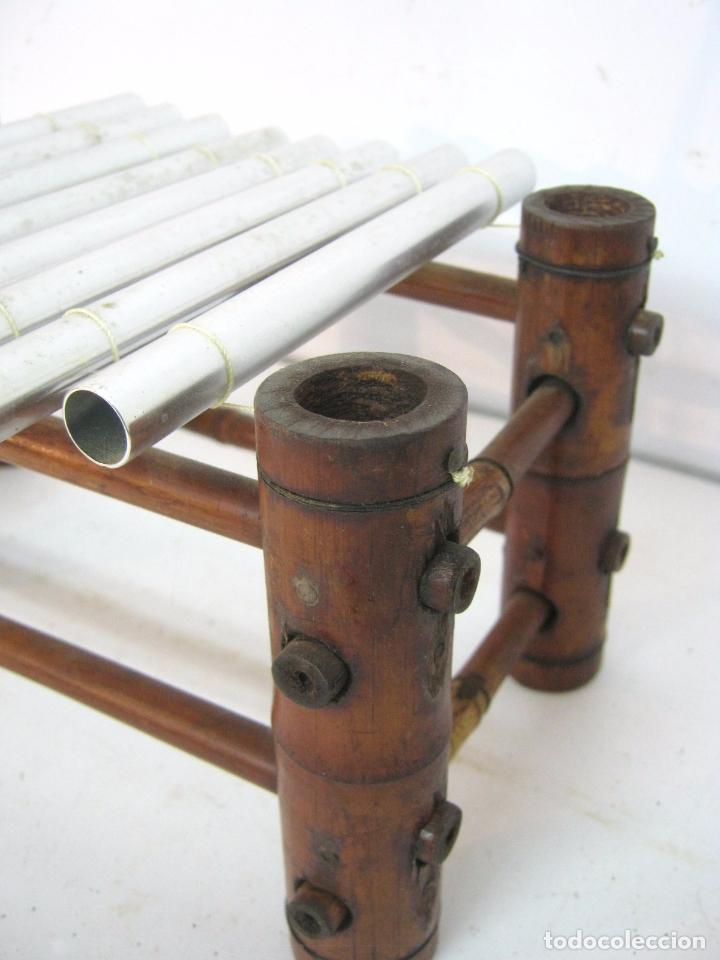 Instrumentos musicales: Bello Xilofon en Bambu - Foto 3 - 100313071