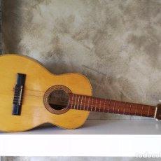 Instrumentos musicales: ANTIGUA GUITARRA JOSÉ MARIA DURA. Lote 101414647