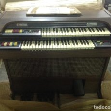 Instrumentos musicales: ÓRGANO JEN ALLEGRO A-275. Lote 101484691