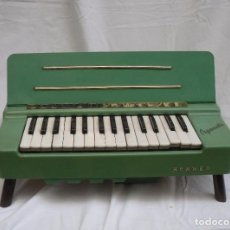 Instrumentos musicales: ÓRGANO MARCA ALEMANA (HOHNER) PARA NIÑOS. Lote 101525111