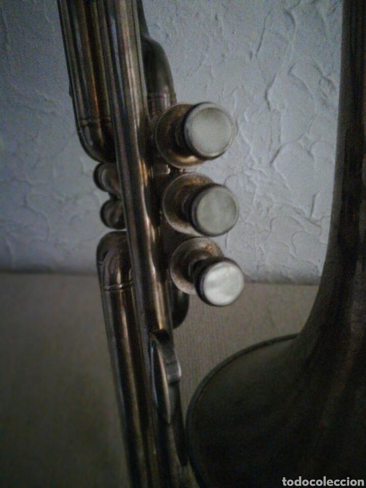 Instrumentos musicales: Trombón de pistones Besson Paris - Foto 2 - 194767623