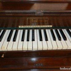 Instrumentos musicales: ANTIGUO ARMONIO ARMONIUM ÓRGANO AUDENIS, BARCELONA AÑOS 30.. Lote 101764067
