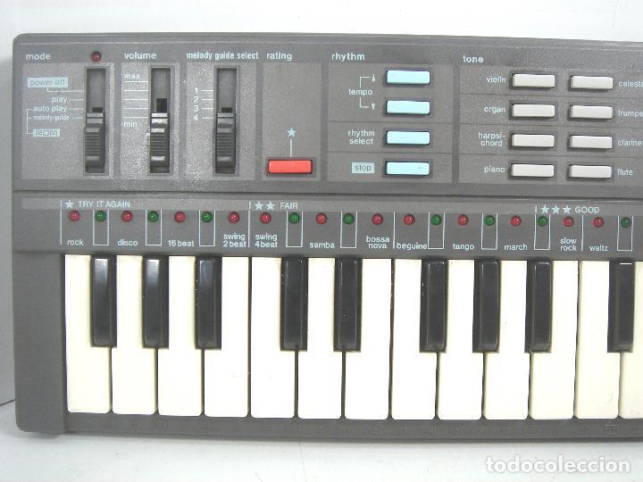 Instrumentos musicales: ORGANO TECLADO PIANO ELECTRONICO -CASIO PT-87 +ROM PACK RO-551- JAPAN 80s - ¡¡¡FUNCIONANDO ¡¡¡ PT87 - Foto 2 - 101940039