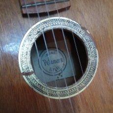 Instrumentos musicales: GUITARRA ESPAÑOLA MINI PETENERA, SONANDO, HECHA EN ESPAÑA. Lote 102063811