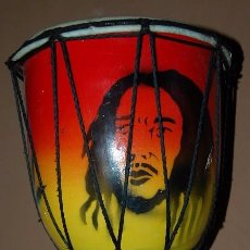 Instrumentos musicales: TIMBAL DE BOD MARLEY. Lote 102396763