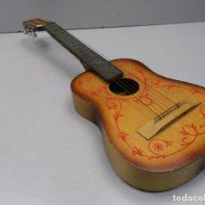 Instrumentos musicales: ANTIGUO GUITARRA DE LOS 80 MEDIANA . Lote 102402159